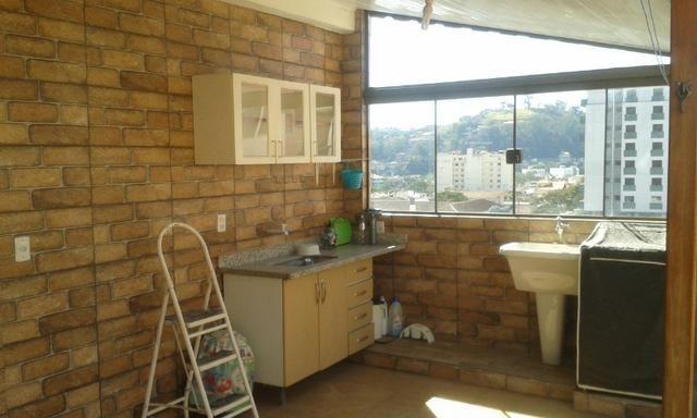 Apartamento com três dormitórios e espaço gourmet - Foto 17