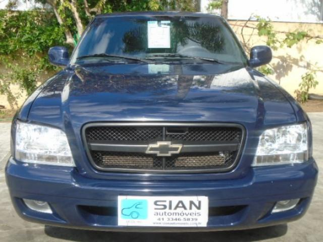 Chevrolet blazer 2005 2.4 mpfi advantage 4x2 8v gasolina 4p manual - Foto 13