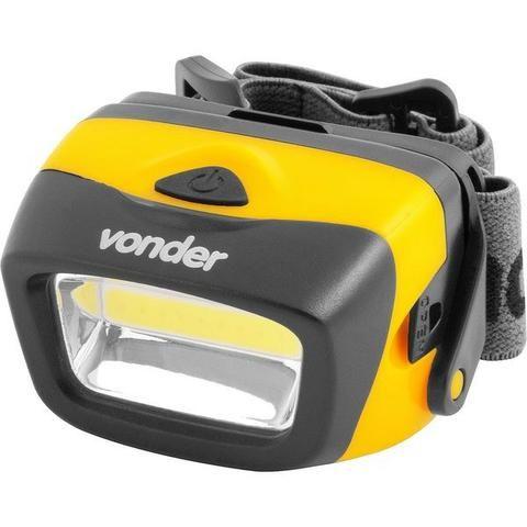 Lanterna para Cabeça Vonder LED 120 Lumens - Foto 5