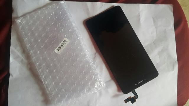 Tela touch LCD frontal display xiaomi note 4x 4 snap - Foto 2