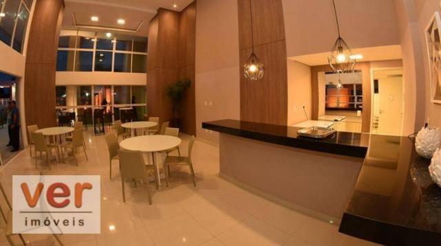 Apartamento com 2 dormitórios à venda, 52 m² por R$ 279.000,00 - Presidente Kennedy - Fort - Foto 8