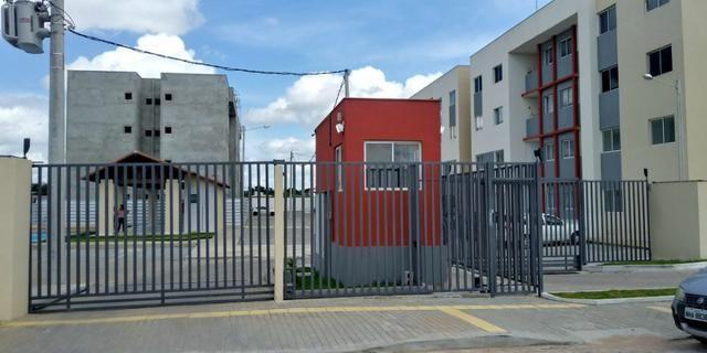 Apartamento com 2 quartos no bairro Planalto, Res. San Francisco, com Documentação Grátis!
