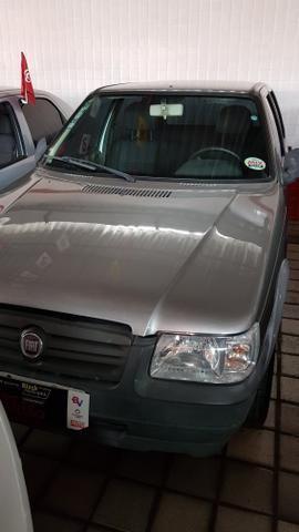Fiat uno way 4 portas com ar