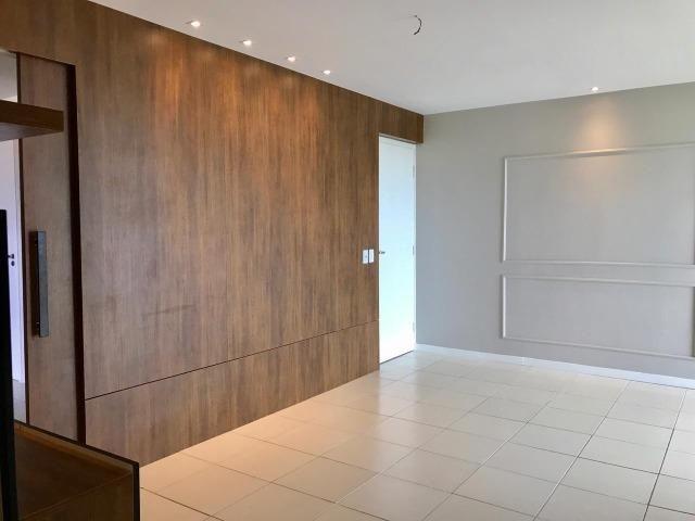 Oportunidade, Apartamento com 106m, 3 Suites, 3 vagas andar alto ( Luciano Cavalcante ) - Foto 8