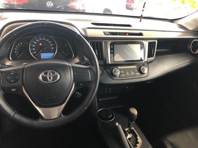 Toyota Rav4 4x4 2014/2014 Marrom - Foto 5