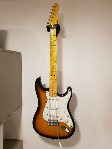 Lsl Instruments Saticoy Stratocaster Swamp Ash Two Tone - Foto 2