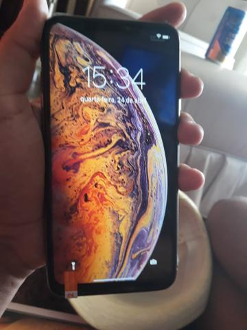 Iphone Xsmax tela 6.5 128gb