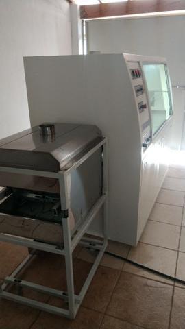 Maquina de solda onda (com chumbo) - Foto 4