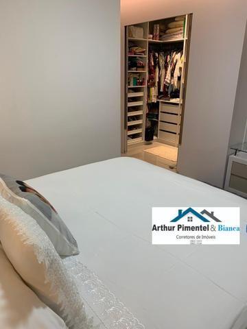 Planto GreenVille Nascente 2/4 com Home finamente decorado - Foto 18