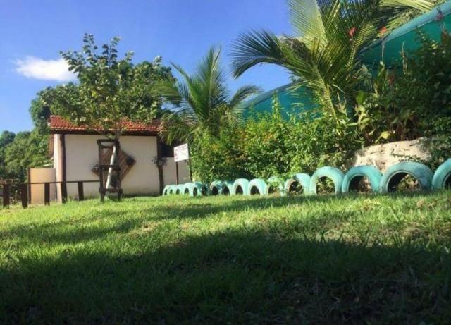 Terreno no Condomínio Fechado brisas do Campo próximo ao Belvedere Ótimo para Lazer - Foto 10