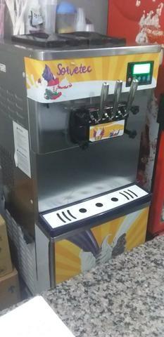 Máquina de Sorvete - Sorvetec