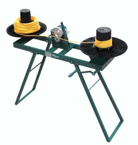 Máquina Para Medir Fios E Cabos Coaxial C/marcador Metragem