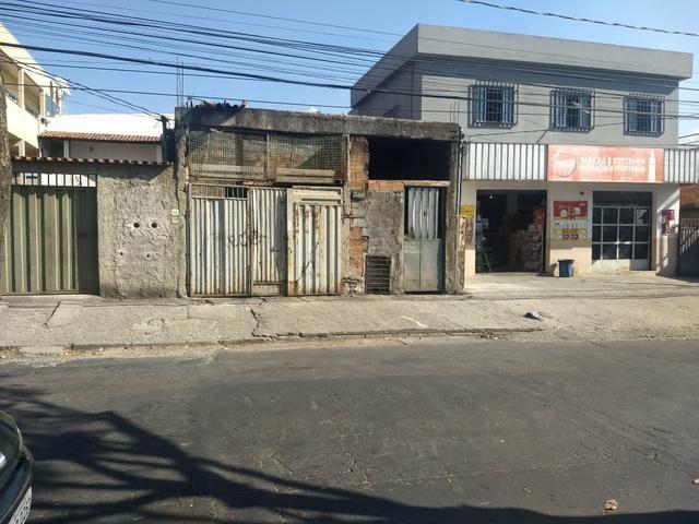 Alugo galpão simples no bairro Tijuca Contagem