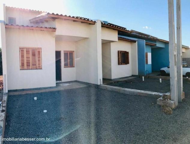 Casa com 2 dormitórios à venda em São Leopoldo