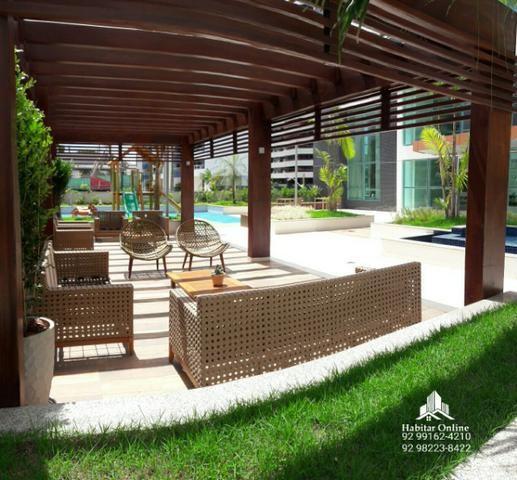 Atmosphere Adrianópolis 4 suítes fino acabamento pronto para morar - Foto 11