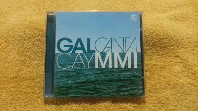 CD Gal Costa, Canta Caymi