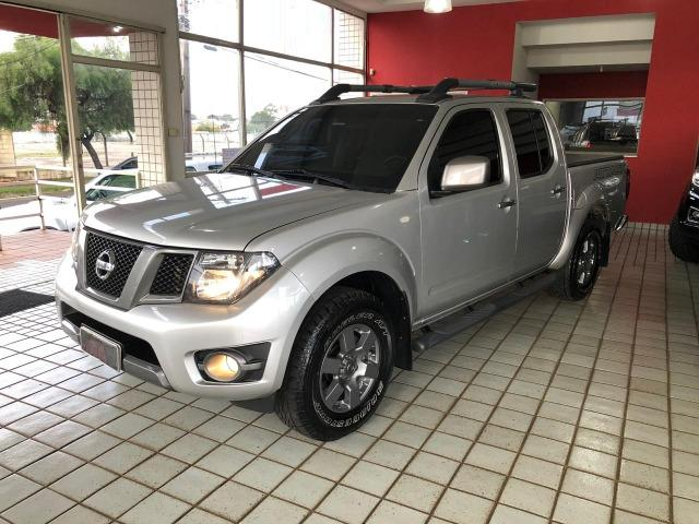 Nissan Frontier SV ATtaCK 2.5TDI(163CV)_2DonO_95MKM_ExtrANovA_LacradAOriginaL_Placa A_
