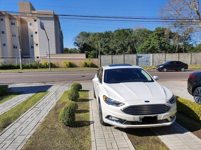 Ford fusion titanium awd 2018/2018