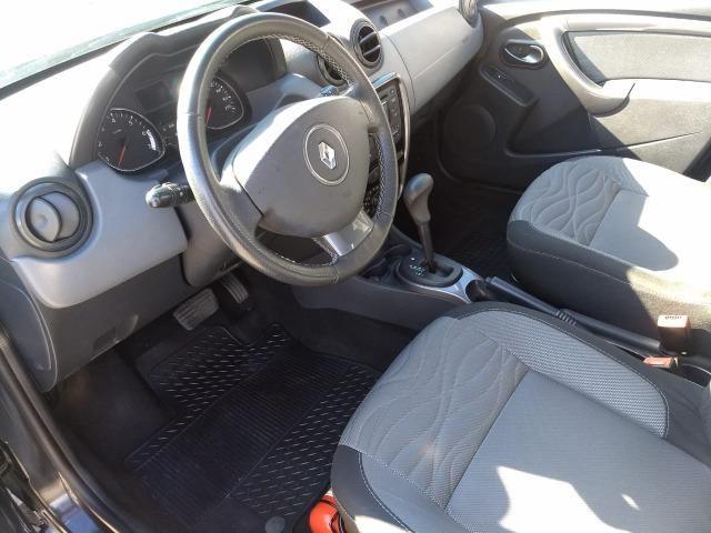 Renault Duster Dynamique 2.0 Automática 2013 carro com preço a bx da fipe - Foto 7