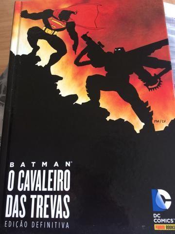 HQ Batman: o Cavaleiro das trevas