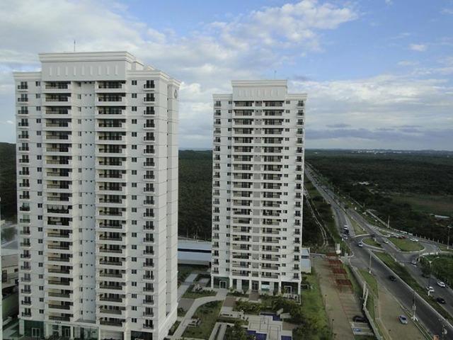 Terramaris Condominio Clube com 79m² em Ponta Negra