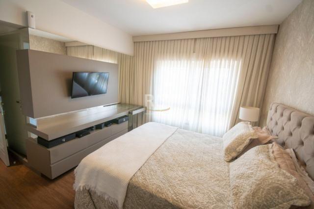Apartamento à venda com 4 dormitórios em Menino deus, Porto alegre cod:CA4038 - Foto 20