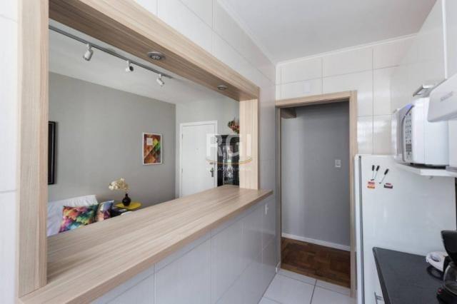Apartamento à venda com 1 dormitórios em São joão, Porto alegre cod:HT207 - Foto 14