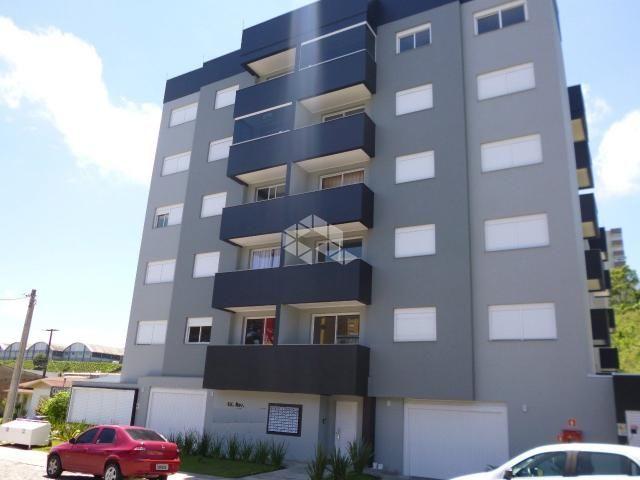 Apartamento à venda com 2 dormitórios em Triângulo, Carlos barbosa cod:9914374