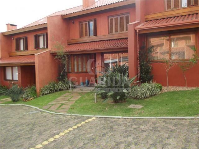Casa de condomínio à venda com 4 dormitórios em Cristal, Porto alegre cod:151113