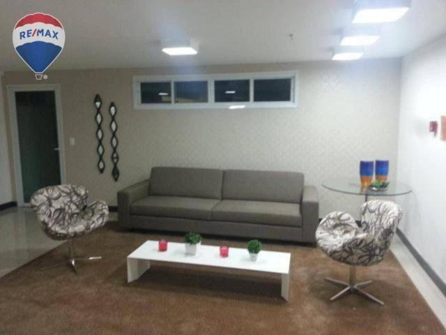 Apartamento alto padrão na parquelândia no gran place - Foto 13