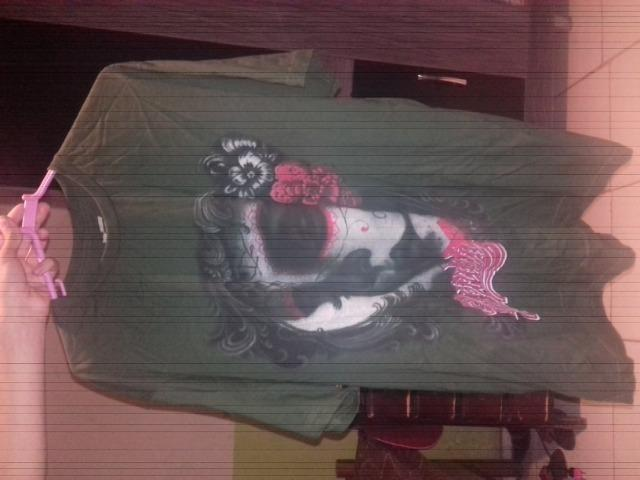 Camisa da conduta nova - Foto 2
