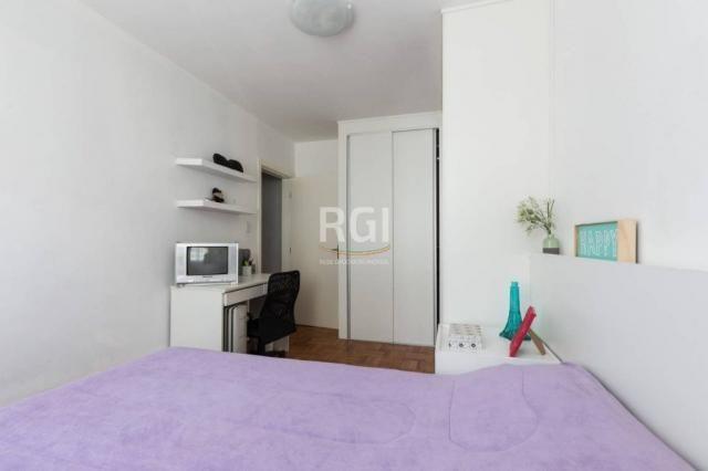 Apartamento à venda com 1 dormitórios em São joão, Porto alegre cod:HT207 - Foto 18