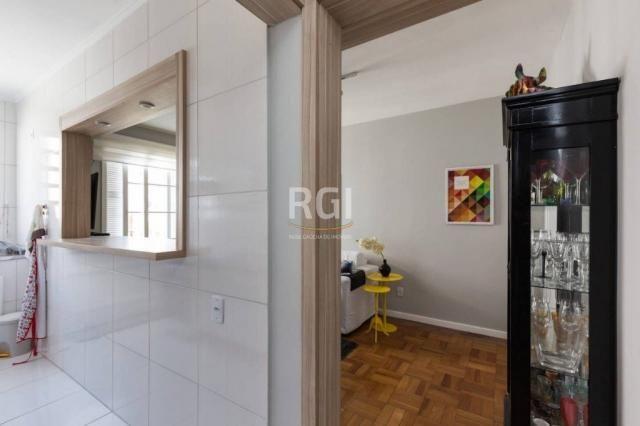 Apartamento à venda com 1 dormitórios em São joão, Porto alegre cod:HT207 - Foto 12