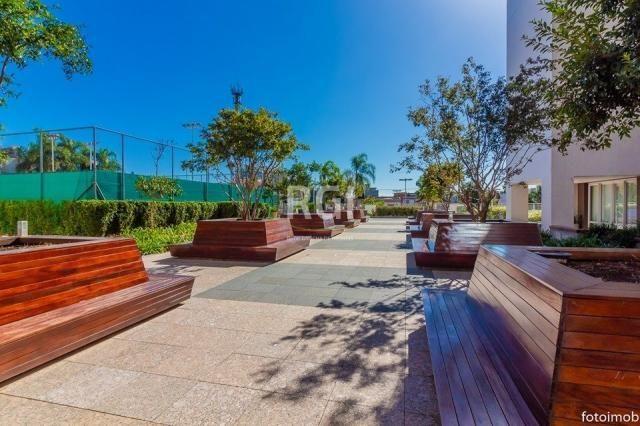 Apartamento à venda com 4 dormitórios em Menino deus, Porto alegre cod:CA4038 - Foto 17