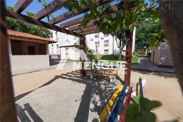 Apartamento à venda com 1 dormitórios em São sebastião, Porto alegre cod:6666 - Foto 4