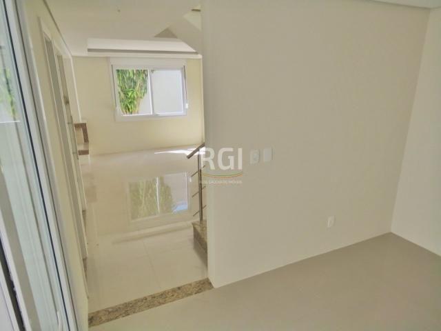 Casa de condomínio para alugar com 3 dormitórios em Nonoai, Porto alegre cod:BT8012 - Foto 3
