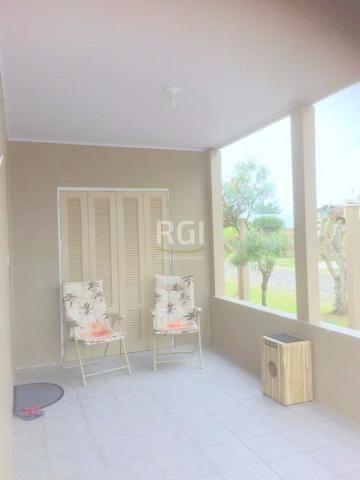 Casa à venda com 2 dormitórios em Atlântida sul (distrito), Osório cod:LI261150 - Foto 4