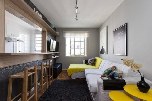 Apartamento à venda com 1 dormitórios em São joão, Porto alegre cod:HT207 - Foto 4