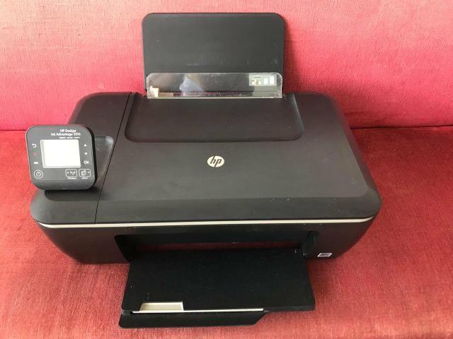 Impressora colorida Hp Ink advantage 3516 - Foto 4