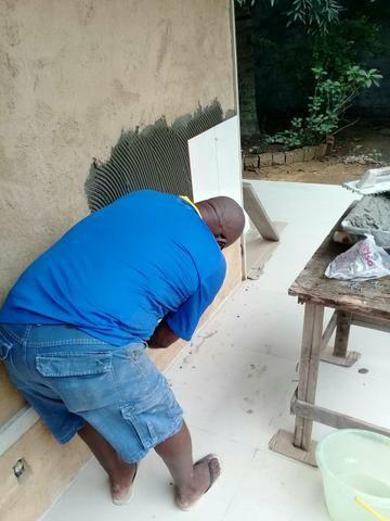 Ofereço Minha Mão de obra Na área da Construção civil