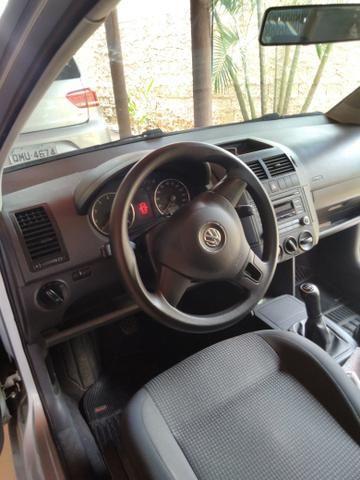 Polo Sedan 2012/2013 1.6 Prata Única dona Impecável - Foto 6