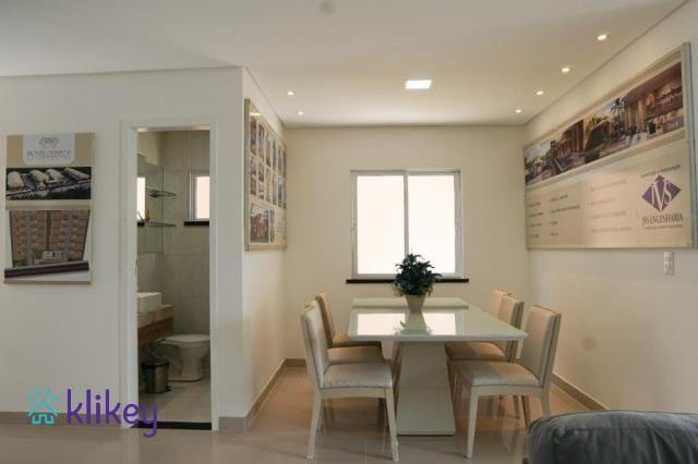 Apartamento à venda com 3 dormitórios em Edson queiroz, Fortaleza cod:7410 - Foto 7