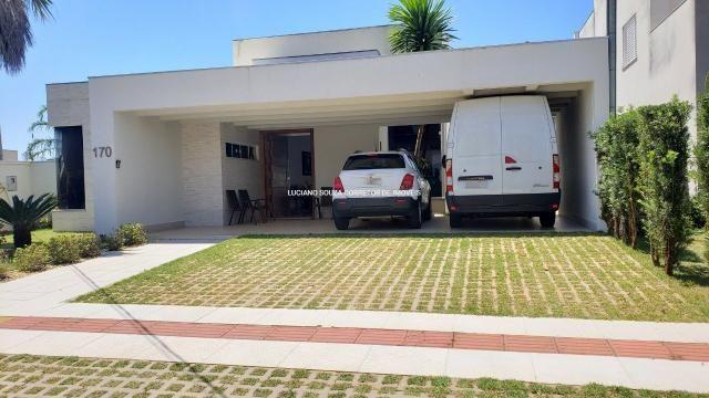 Casa de condomínio à venda com 3 dormitórios em Residencial damha ii, Campo grande cod:210