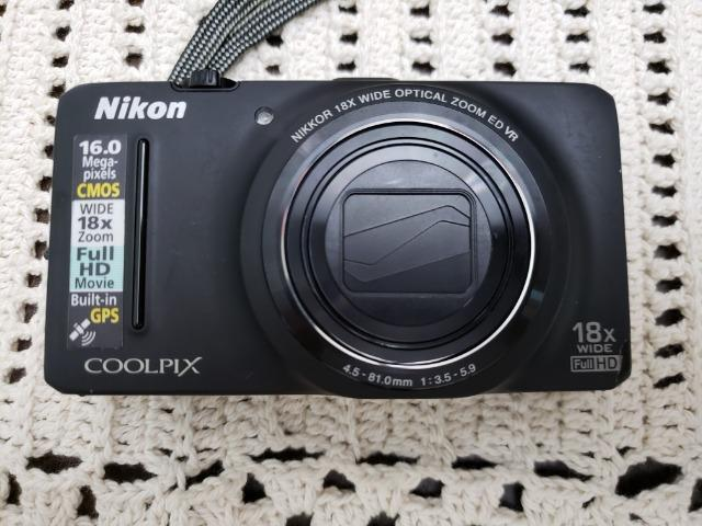 Camera Nikon Coolpix S9300 - Foto 4