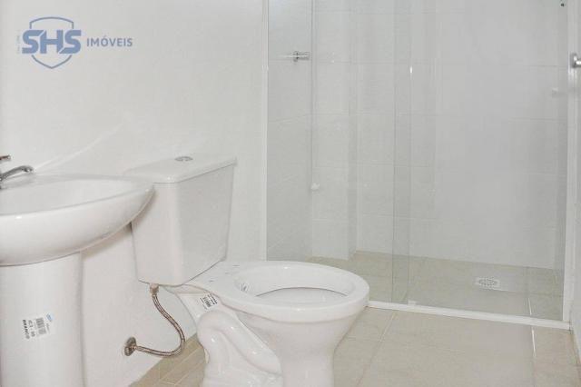 Aluguel sem fiador - apartamento com 1 dormitório para alugar, 29 m² por r$ 828/mês - salt - Foto 3