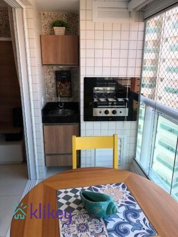 Apartamento à venda com 3 dormitórios em Engenheiro luciano cavalcante, Fortaleza cod:7418 - Foto 9