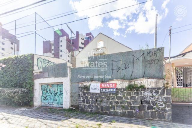 Terreno à venda em Batel, Curitiba cod:3186