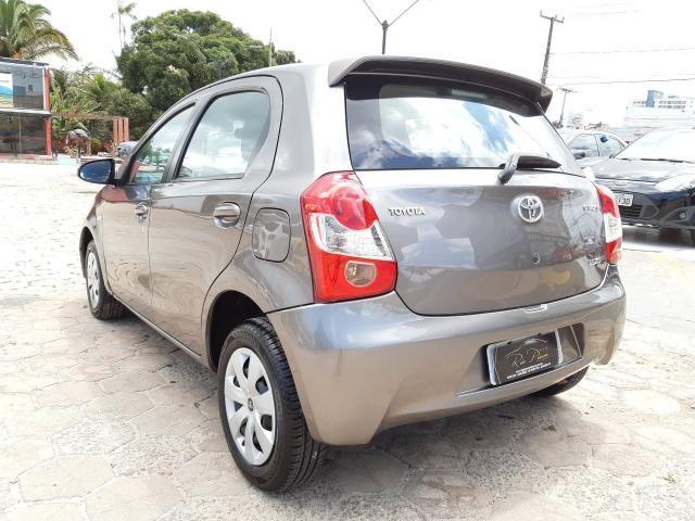 Toyota Etios XS 1.5 Automático 16/17 - Troco e Financio!! - Foto 7