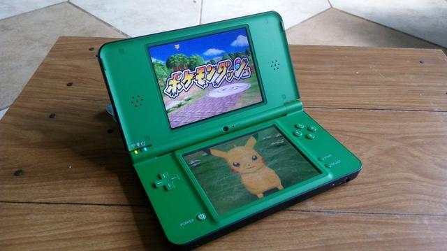Nintendo DSi LL/XL Verde - Foto 3