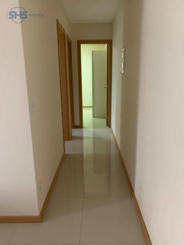 Apartamento com 2 dormitórios para alugar, 56 m² por r$ 1.400/mês - fortaleza - blumenau/s - Foto 6